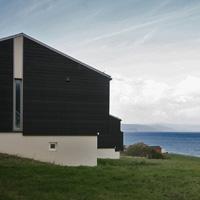 Større eneboligområde på Rye/Byneset i Trondheim. Eneboliger, rekkehus og leiligheter oppført i passivhusstandard.