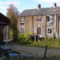Detaljregulering av et gammelt tun på Kolsåsen/Flatåsen.