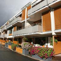 Kattem Oust er et arkitekturhistorisk markant område sør for Trondheim, rett ved bysenteret Heimdal.